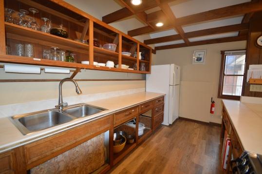 full size refrigerator/freezer